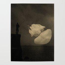 fushing the meduse Poster