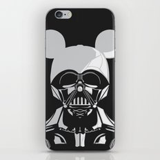 Dark Mouse iPhone & iPod Skin