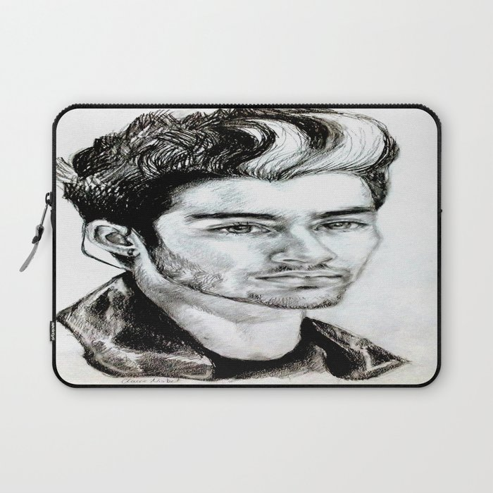 Zayn Malik Drawing Laptop Sleeve By Clairenisbet Society6