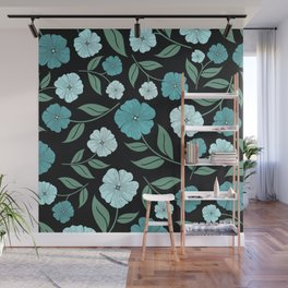 Wildflower Dreams Wall Mural