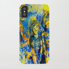 Doll Collective iPhone X Slim Case