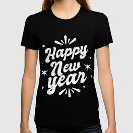 Happy New Year saying T-shirt