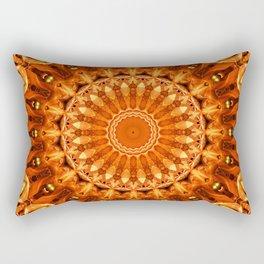 Mandala energy no. 2 Rectangular Pillow