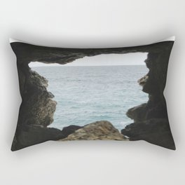 PHOTOGRAPHY  - A glimpse of infinity Rectangular Pillow
