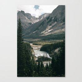 Yoho National Park Canvas Print