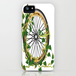 Ride On Ivy iPhone Case
