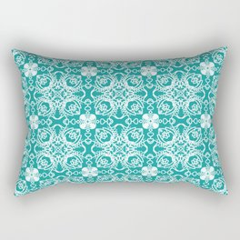 A little bit floral Rectangular Pillow