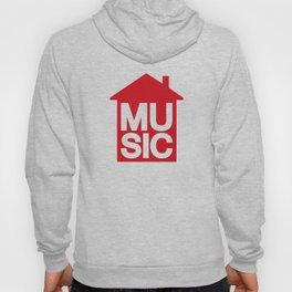 House Music Hoody