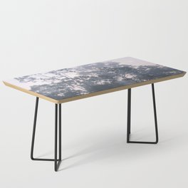The mysteries of the morning mist Coffee Table