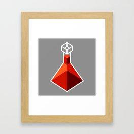 Hi-Potion Framed Art Print