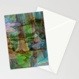 """"""" Maiden In The Mist """" Stationery Cards"""