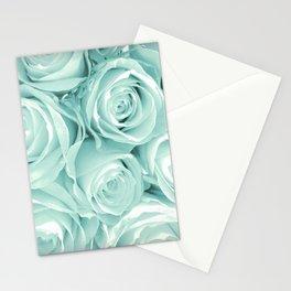 Aqua Dream Stationery Cards
