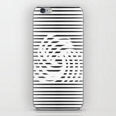 wirbelnde sonne iPhone & iPod Skin