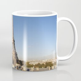 The Eiffel Tower, Paris, France. Coffee Mug
