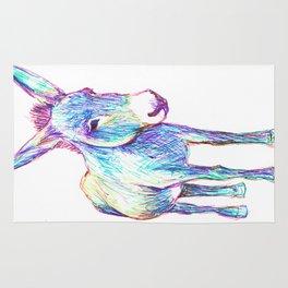 Colourful Donkey Rug
