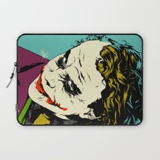 Joker So Serious Laptop Sleeve