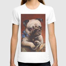 The Pug - Carl Reichert T-shirt
