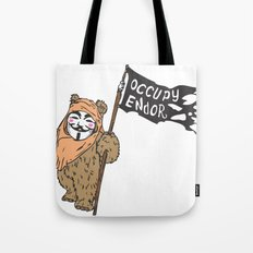 Occupy Endor Tote Bag