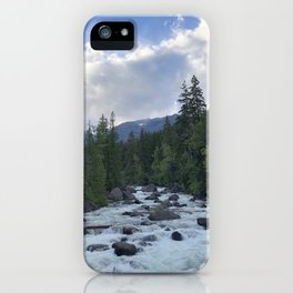 Icicle. iPhone Case
