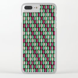 tic tacs Clear iPhone Case
