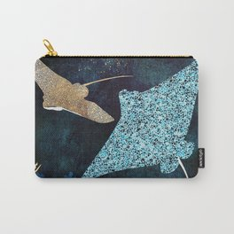 Metallic Stingray II Carry-All Pouch