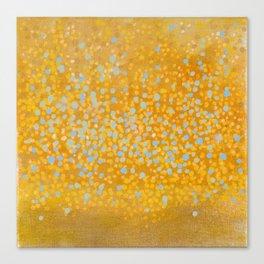 Landscape Dots - Breath Canvas Print