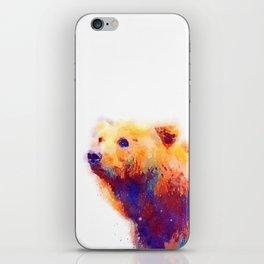The Protective - Bear iPhone Skin