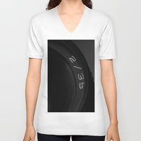 aperture V-neck T-shirts featuring 2/35 by Aperture