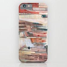 Italy, watercolor Slim Case iPhone 6s