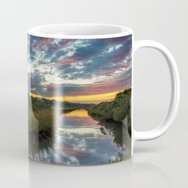 Mississippi Coastal Sunrise Coffee Mug