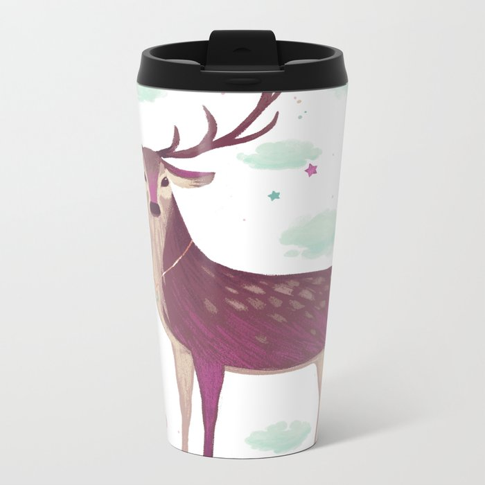 Wht Are You Lookng For Metal Travel Mug