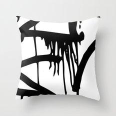 Tag Throw Pillow