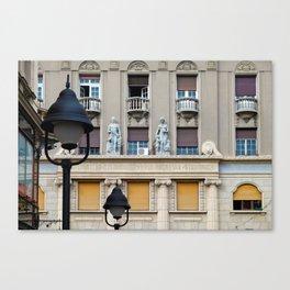 Belgrade / Knez Mihailova Street Canvas Print