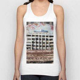 Chevy Truck Grill, Truck, Chevrolet, Old Chevy Unisex Tank Top