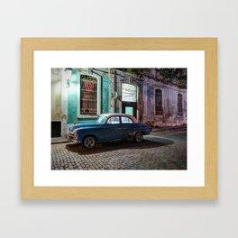 Cuba_1 Framed Art Print