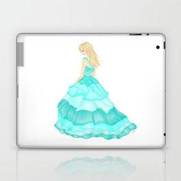The Teal Dress Laptop & iPad Skin