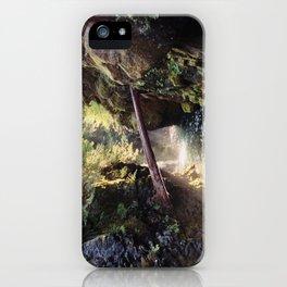 Glowing Creek in Oregon iPhone Case