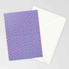 Boogie Blocks Stationery Cards