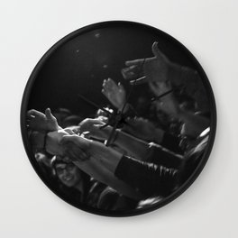 mewithoutYou live at Black Cat in Washington, D.C. Wall Clock