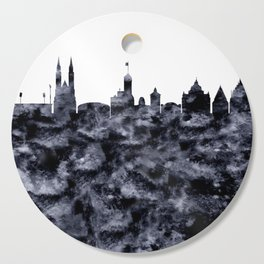 Nürnberg Nuremberg Skyline Germany Cutting Board