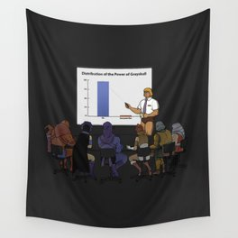 I HAVE THE POWERPOINT! Wall Tapestry