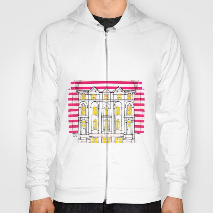 london house Hoody
