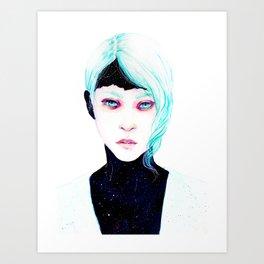 Infinitely Art Print
