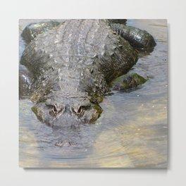 Gator Boy Metal Print