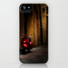 Travel Italian Style iPhone Case