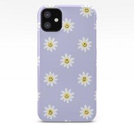 Trippy Daisy iPhone Case