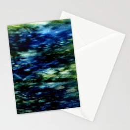 Twilight Cenote Two Stationery Cards