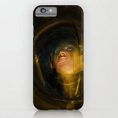 Spaceman Yellow Slim Case iPhone 6s