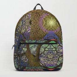 ANCIENT PEAR TREE MANDALA Backpack