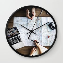 tumblr Wall Clock